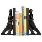 PushingBookEnds